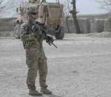 Summit Technical Solutions Supports Soldiers in Afganistan