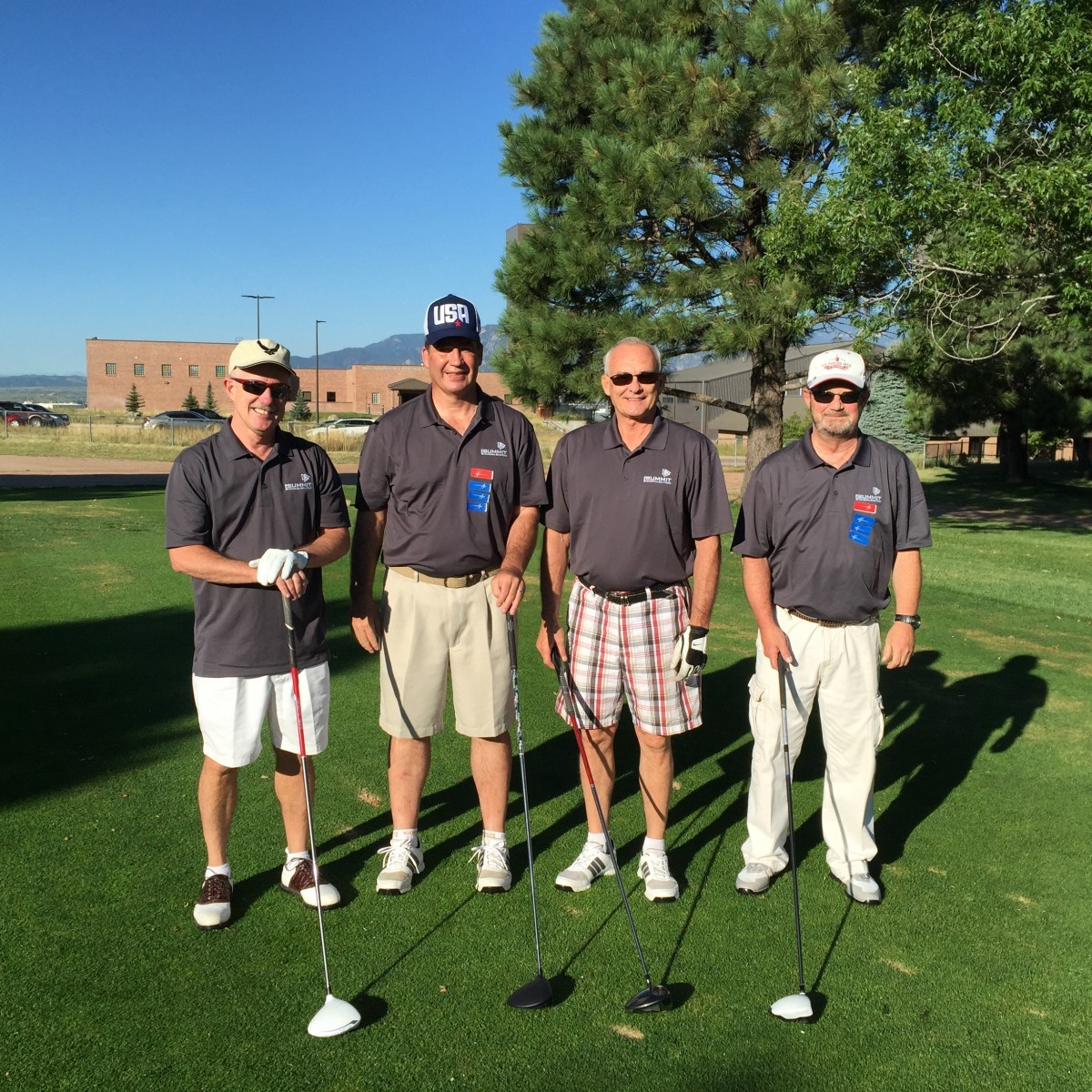 Summit Technical Solutions Supports the IMAGE golf tournament