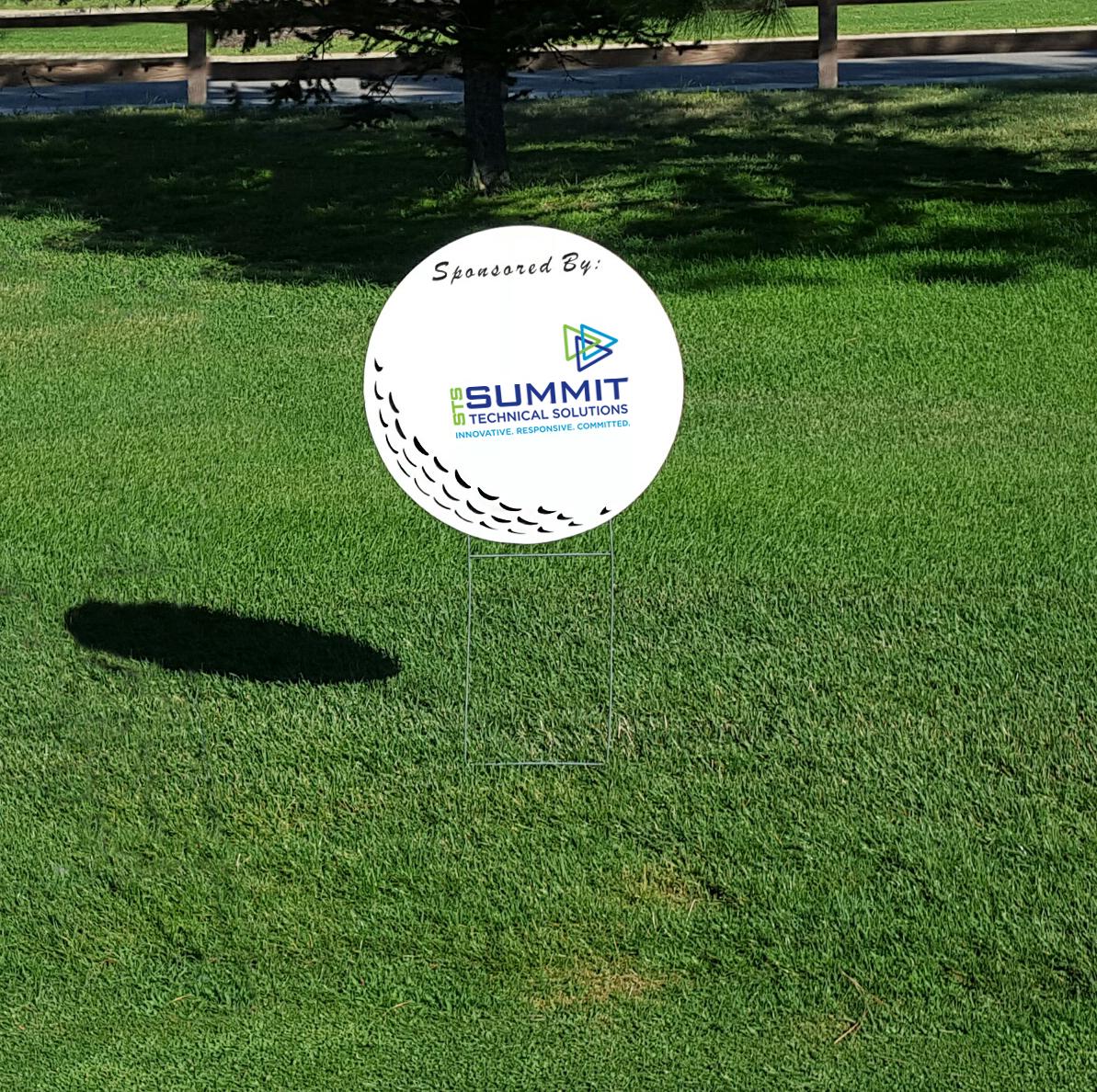 IMAGE golf sponsor: STS