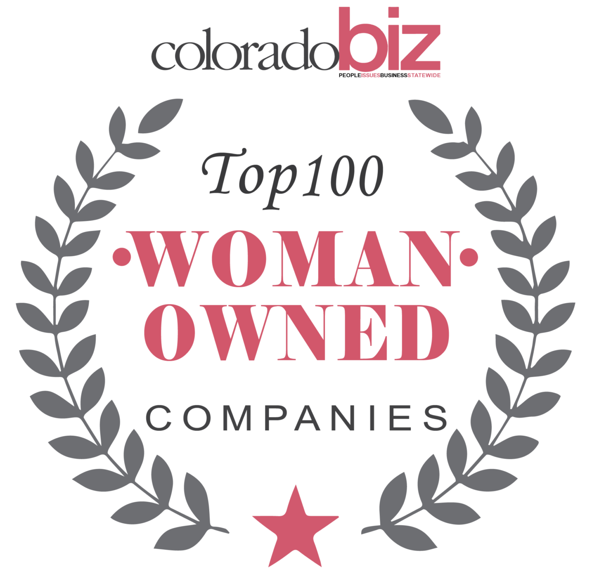 ColoradoBiz Top 100 Women Owned Companies