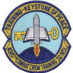 4315th Combat Crew Training Squadron Missile