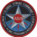 A58 stair emblem patch