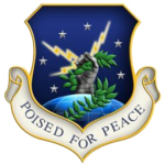 The poised for peace seal