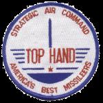 STS Top hand emblem