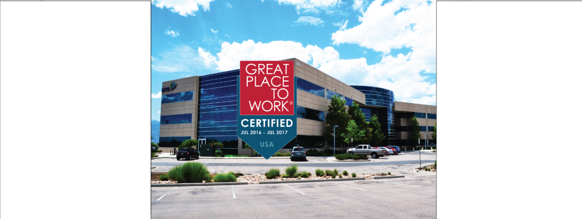 Summit Technical Solutions Is a great place to work July 2016