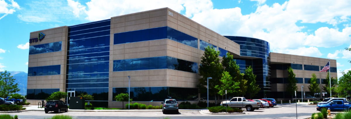 STS HQ office in Colorado Springs