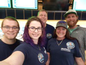 STS employees volunteer at SERTOMA Bowl-a-thon