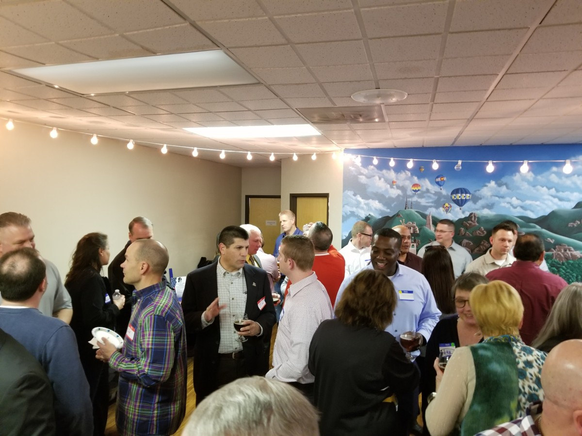 Hire our Heroes Networking Event (2)