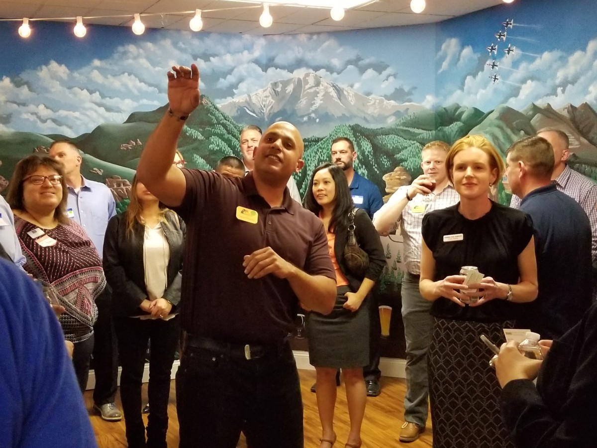 Hire our Heroes Networking Event (3)