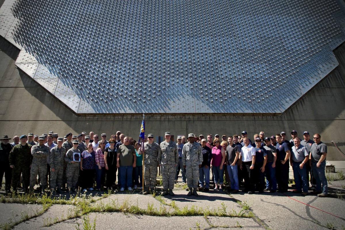 STS PARCS Team in North Dakota
