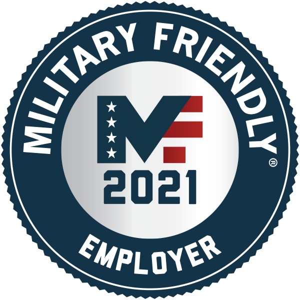 Military Friendly Employer 20201